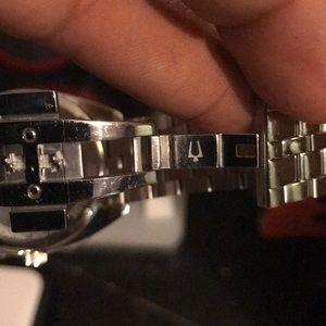 Bulova Accessories - Bulova Curve style watch.  #96A186